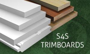 S4S Trimboard