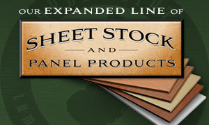 Sheet Stock and Panel Products