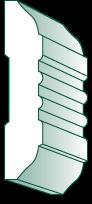 8187 Chair Rail
