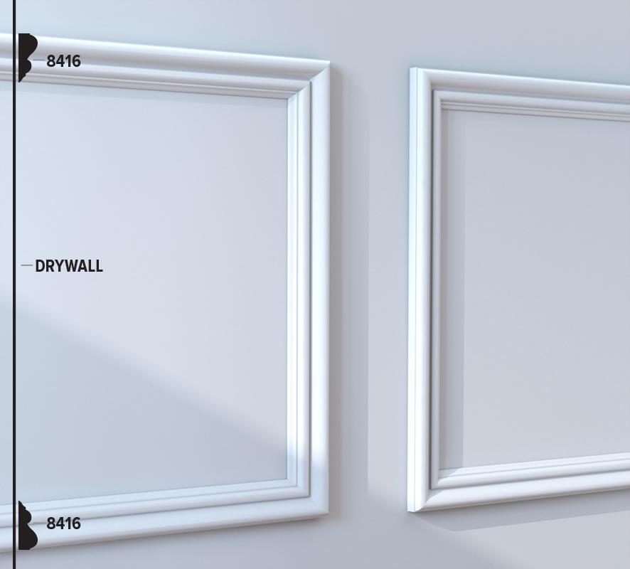8416 Panel Moulding