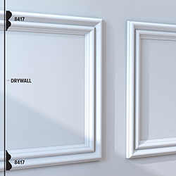 8417 Panel Moulding