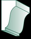 B662 Solid Crown