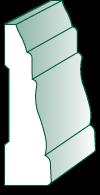 B8753 Colonial Casing