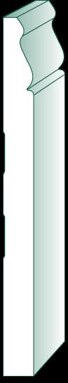 BB714 Base Moulding
