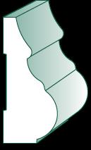 ES9 Chair Rail