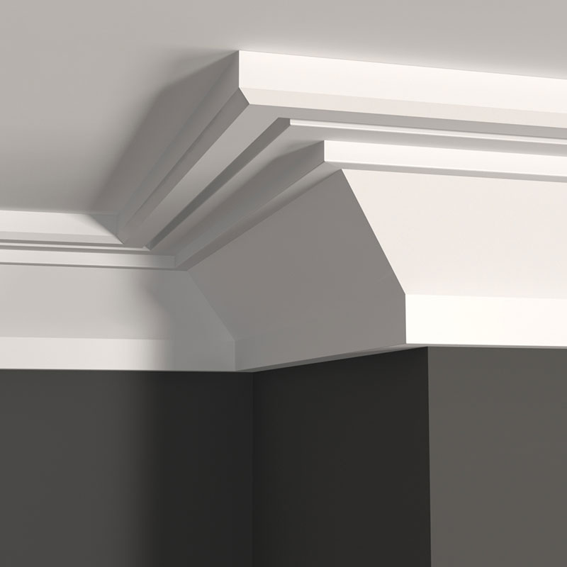 -The Metro Collection: MCR550 – MCAP1 top – Step on ceiling