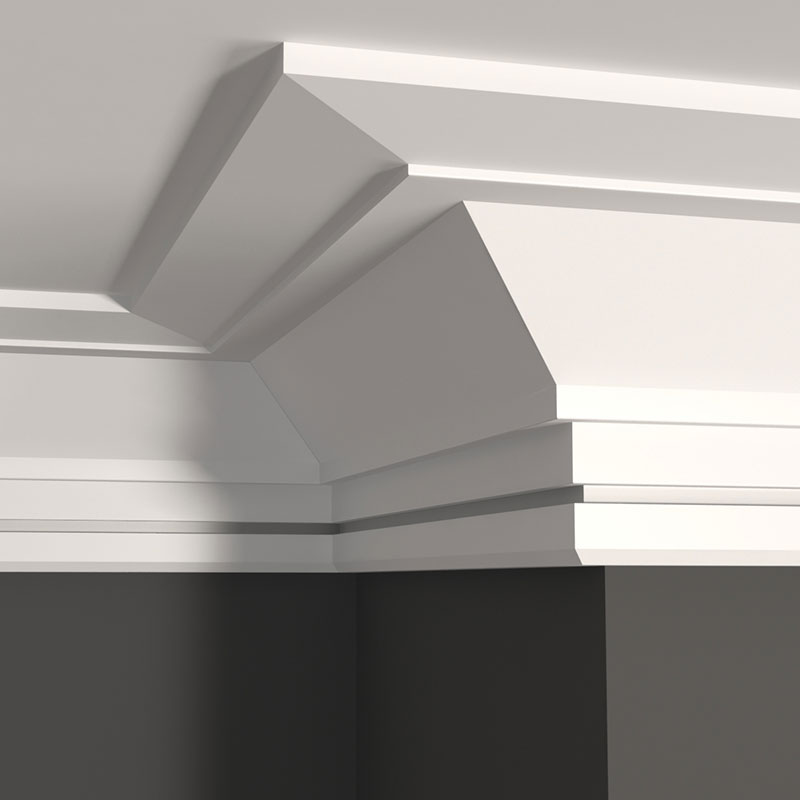 -The Metro Collection: MCR550 step on wall – MCAP1 bottom – MCAP34 on top