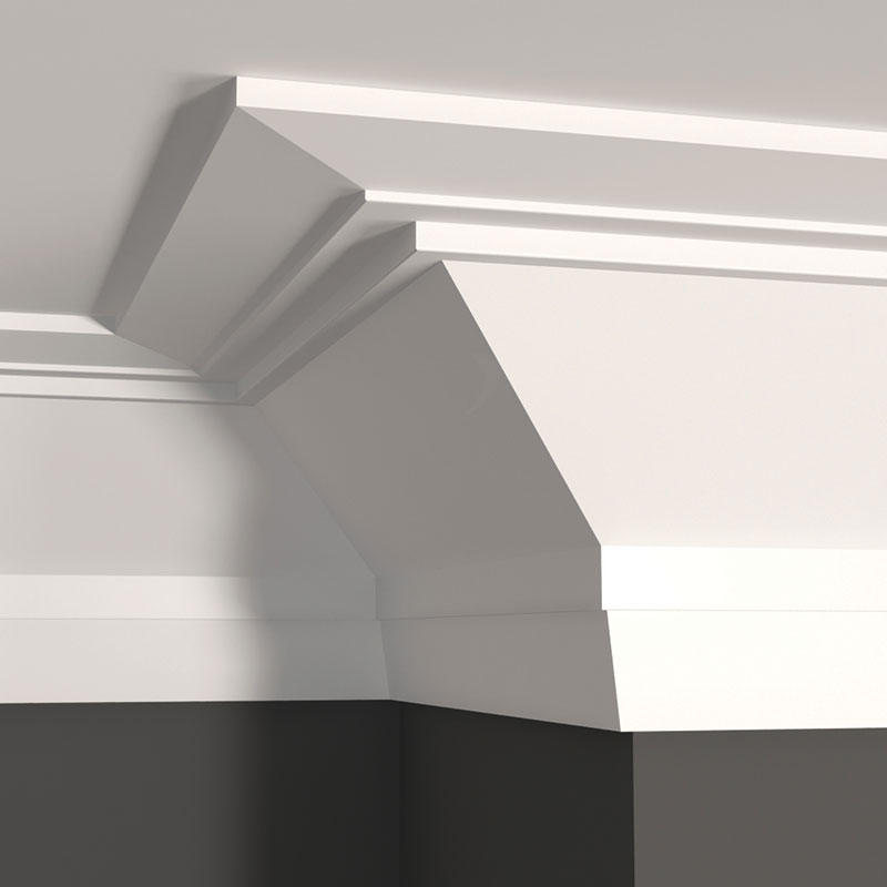 The Metro Collection: MCR750 – MCAP34 top and bottom – step on ceiling