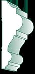 PLR334 Chair Rail