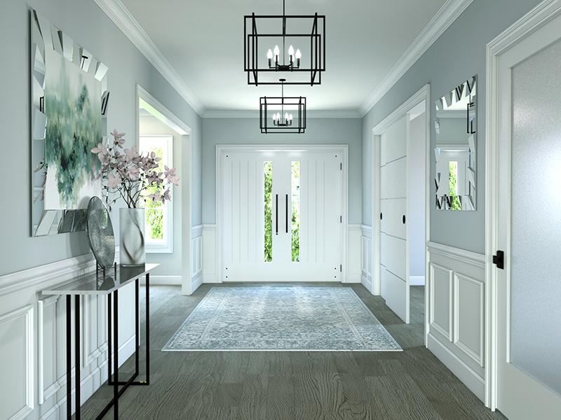 Parker Hallway
