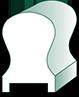 S8 Keyhole Hand Rail