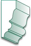 SC134 Solid Crown