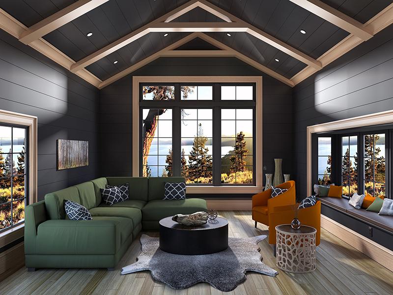 Tungsten Living Room