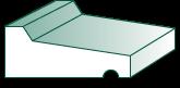 WM197 Drip Cap