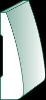 WM315 Clam Casing