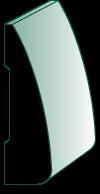 WM327 Clam Casing