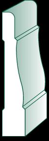 WM444 Colonial Casing