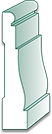 WM445 Beaded Casing