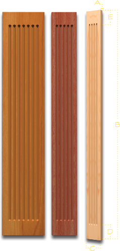 fluted-casings-pilasters