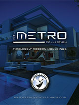 The Metro Collection –  Timelessly Modern Mouldings