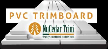 PVC Trimboard - NuCedar Tim