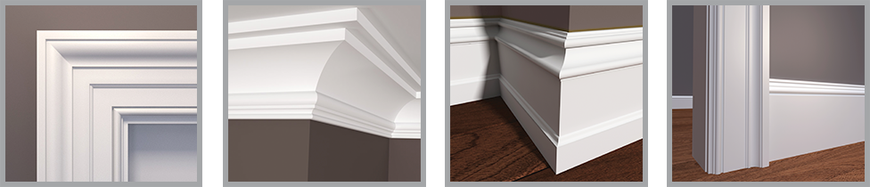 Designer Collection Mouldings